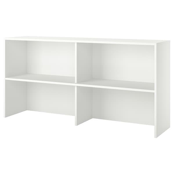 GALANT Add-on unit, white, 160x80 cm