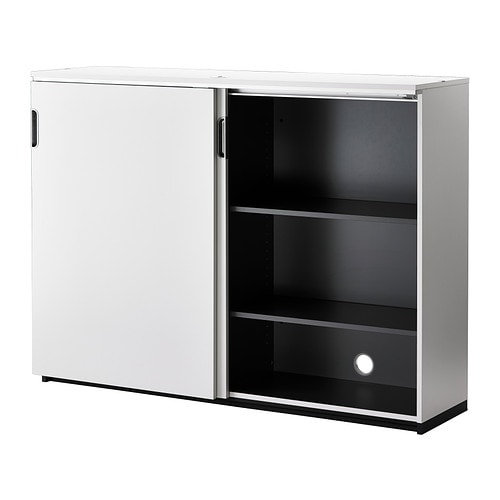 sliding kitchen cabinet doors galant cabinet with sliding doors white 160x120 cm ikea 5339