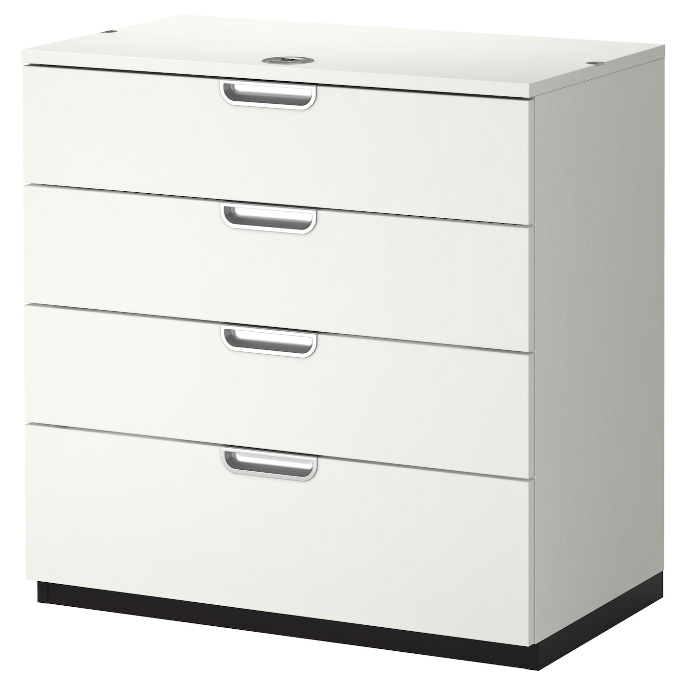 galant drawer unit white 80x80 cm ikea. Black Bedroom Furniture Sets. Home Design Ideas