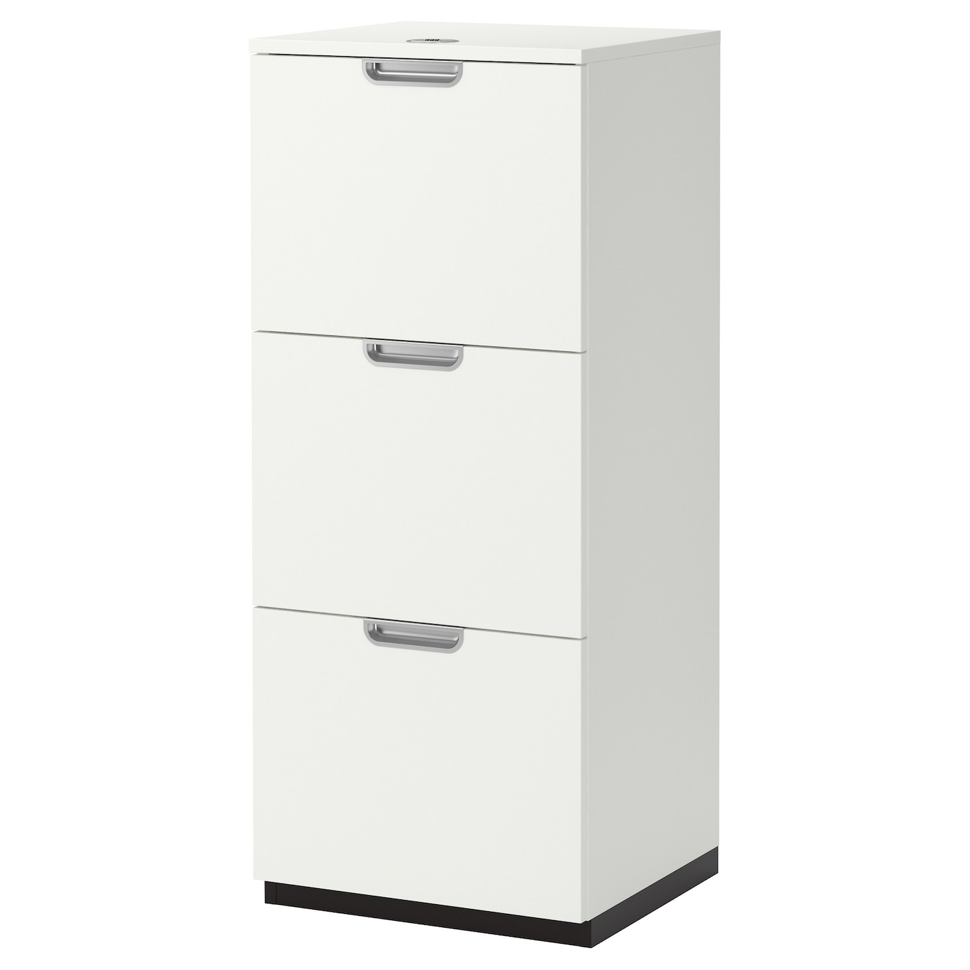 galant file cabinet white 51x120 cm ikea. Black Bedroom Furniture Sets. Home Design Ideas