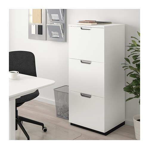 IKEA GALANT File Cabinet 10 Year Guarantee. Read About The Terms In The  Guarantee Brochure