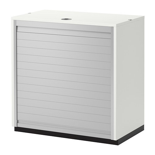 IKEA GALANT roll-front cabinet 10 year guarantee. Read about the terms in the guarantee brochure.