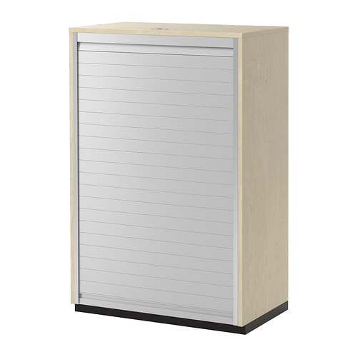 GALANT Roll-front cabinet IKEA 10 year guarantee.   Read about the terms in the guarantee brochure.