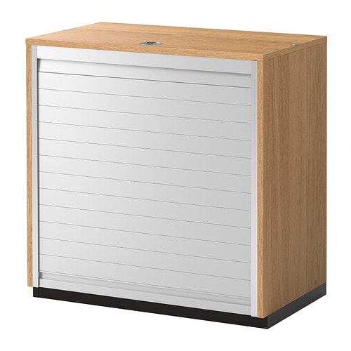 Ikea galant roll front cabinet for Schuhschrank yellow