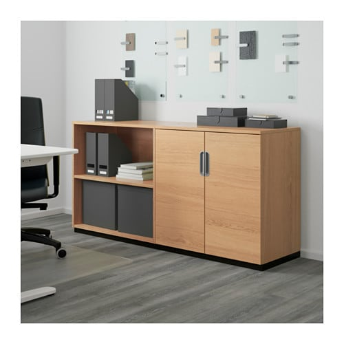 Ikea Galant Oak Veneer Desk ~ IKEA GALANT storage combination 10 year guarantee Read about the