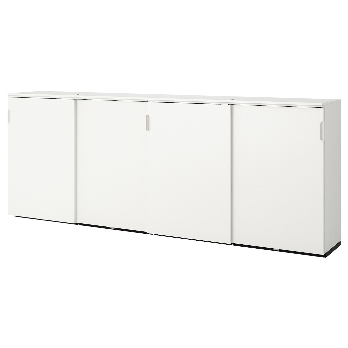 IKEA GALANT storage combination w sliding doors