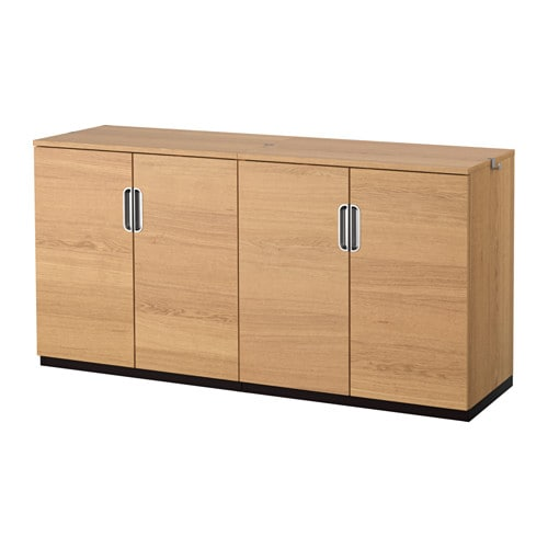 Exceptionnel IKEA GALANT Storage Combination With Doors Integrated Damper Makes Doors  Close Silently And Gently.