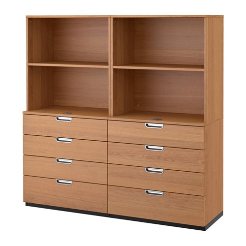 Genial IKEA GALANT Storage Combination With Drawers