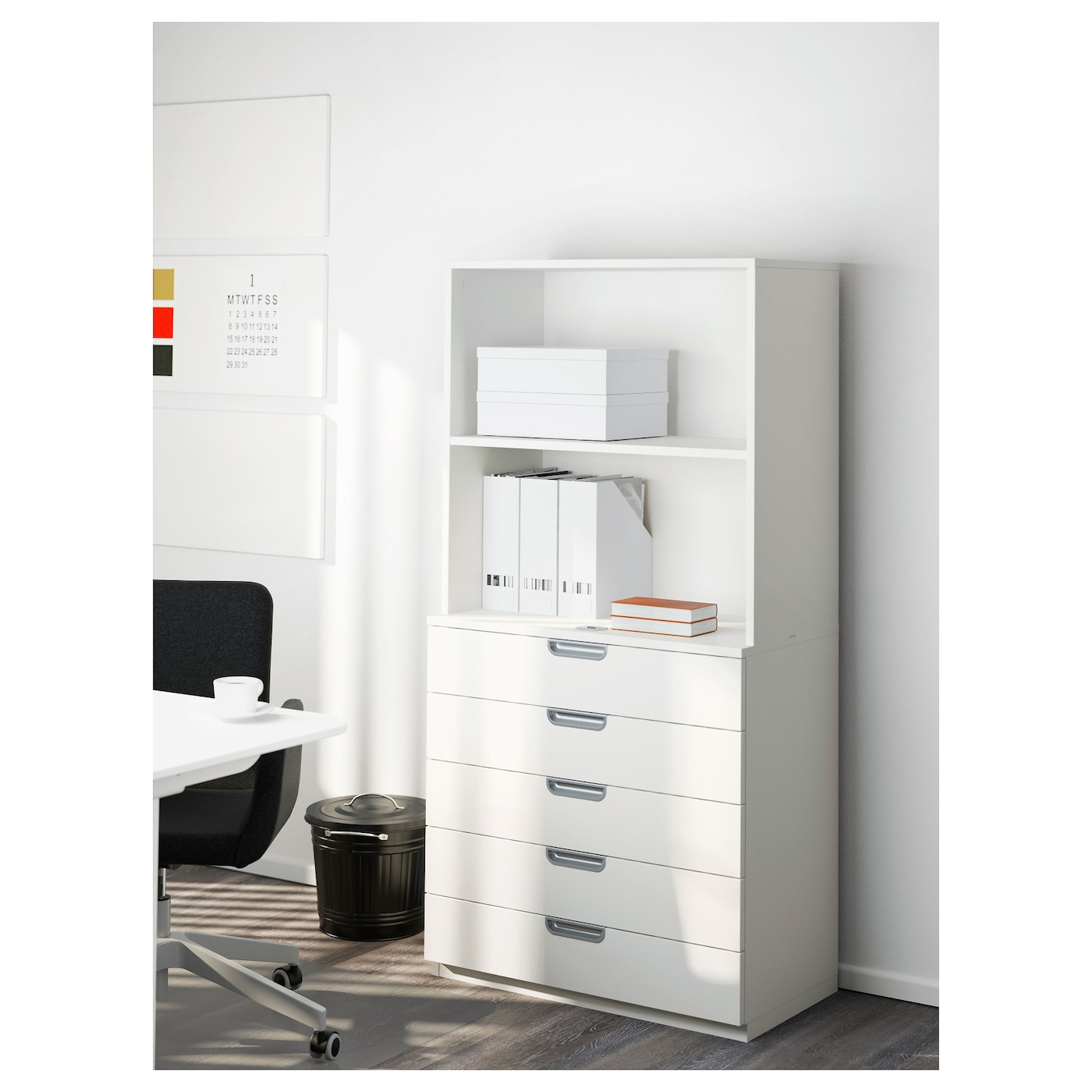 Delicieux IKEA GALANT Storage Combination With Drawers