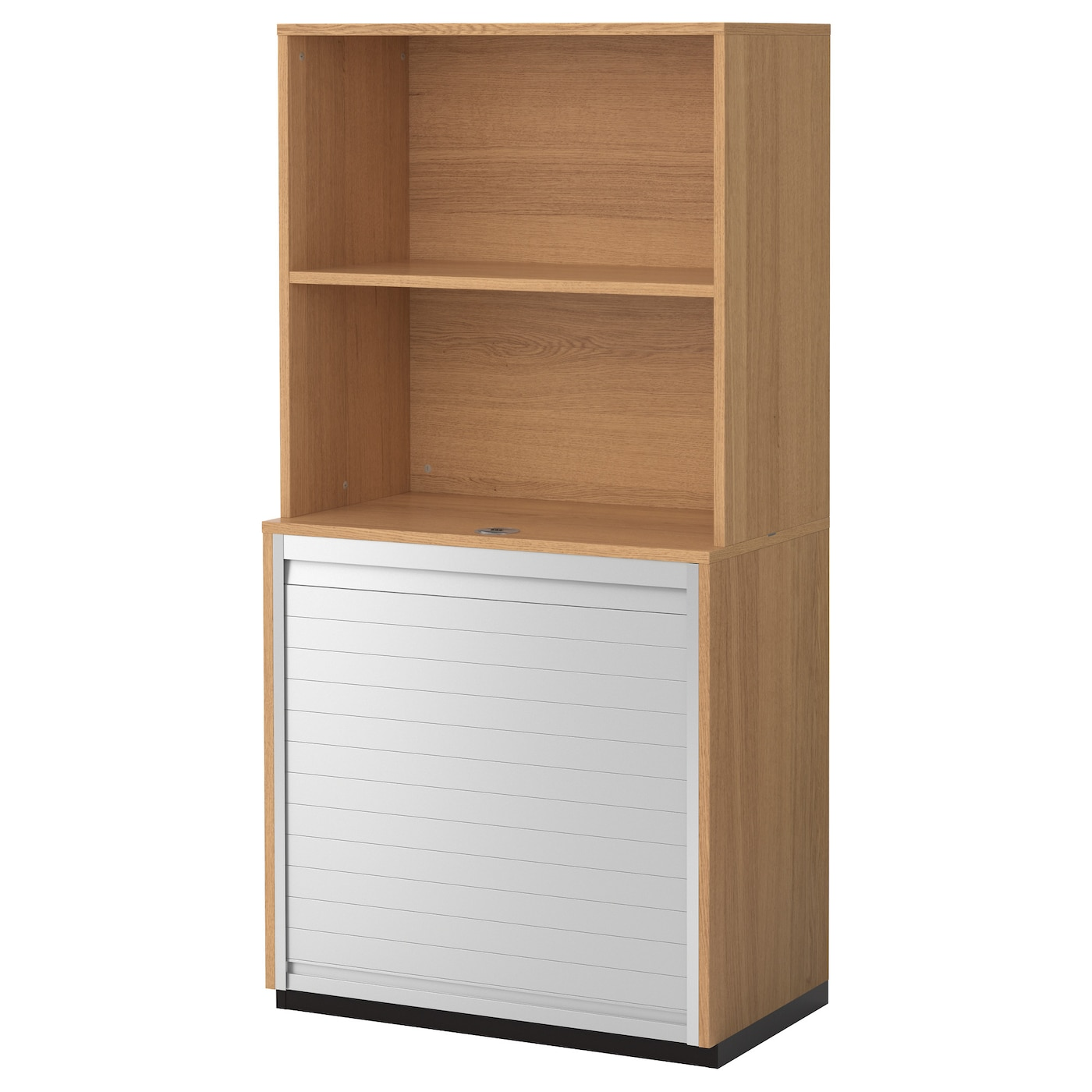 IKEA GALANT storage combination with roll-front