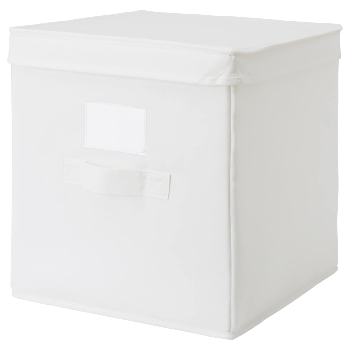 IKEA GARNITYR box with lid Easy to pull out as the box has a handle on the side.