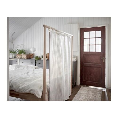 Gj 214 Ra Bed Frame Birch L 246 Nset Standard King Ikea