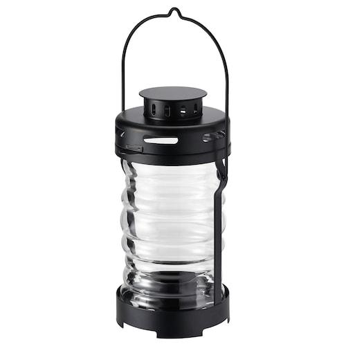 IKEA GLIMRANDE Lantern for tealight, in/outdoor