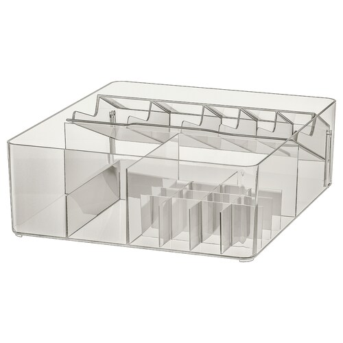IKEA GODMORGON Box with compartments