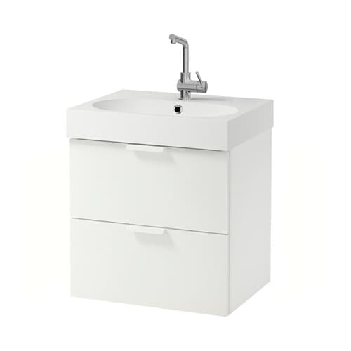 Ikea Galant File Cabinet Combination Lock ~ GODMORGON  BRÅVIKEN Wash stand with 2 drawers IKEA 10 year guarantee