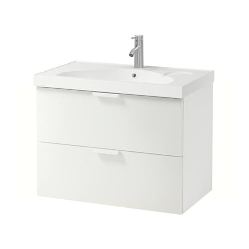 Ikea Dombas Wardrobe Measurements ~ IKEA GODMORGON EDEBOVIKEN wash stand with 2 drawers