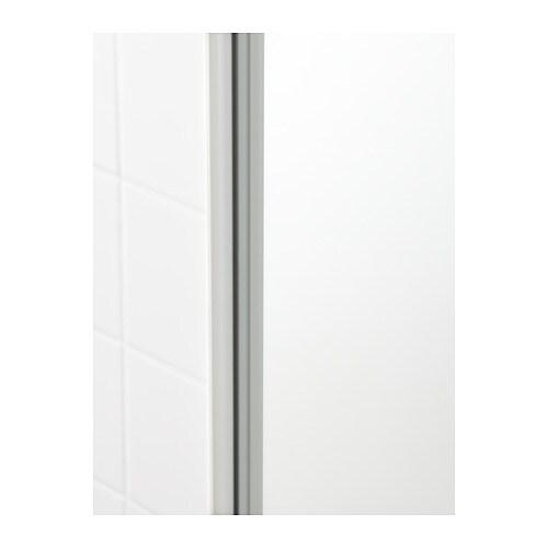 Ideas Ikea Para Espacios Pequeños ~ IKEA GODMORGON high cabinet with mirror door You can mount the door to
