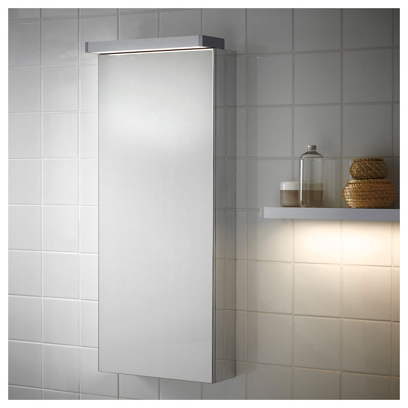 ikea lights bathroom godmorgon led cabinet wall lighting 40 cm ikea 13207