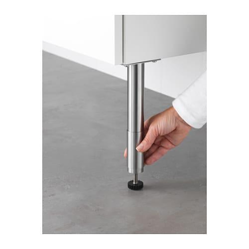 Ikea Aspelund Bett Erfahrungen ~ Leg GODMORGON Round shiny