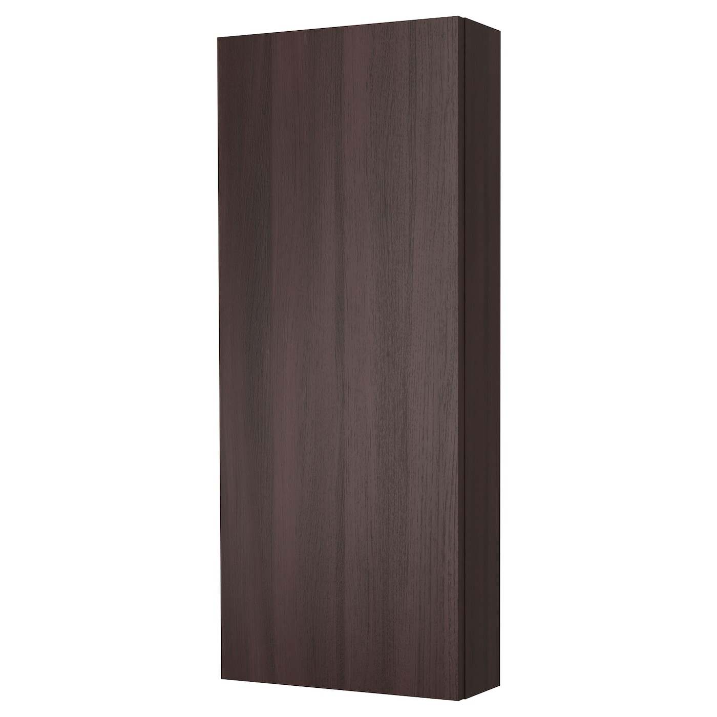 Godmorgon Wall Cabinet With 1 Door Black Brown 40 X 14 X