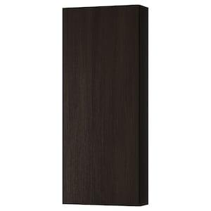Colour: Black-brown.