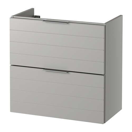 Ikea Schuhschrank Hochglanz ~ IKEA GODMORGON wash stand with 2 drawers Smooth running and soft