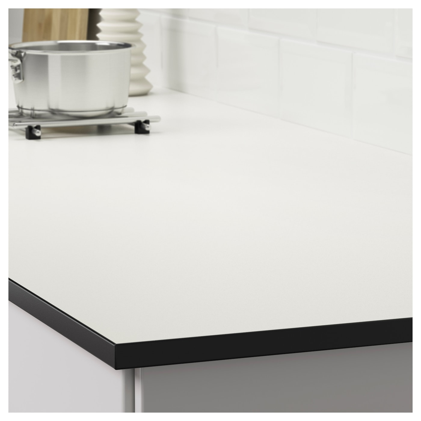 IKEA GOTTSKÄR worktop, double-sided