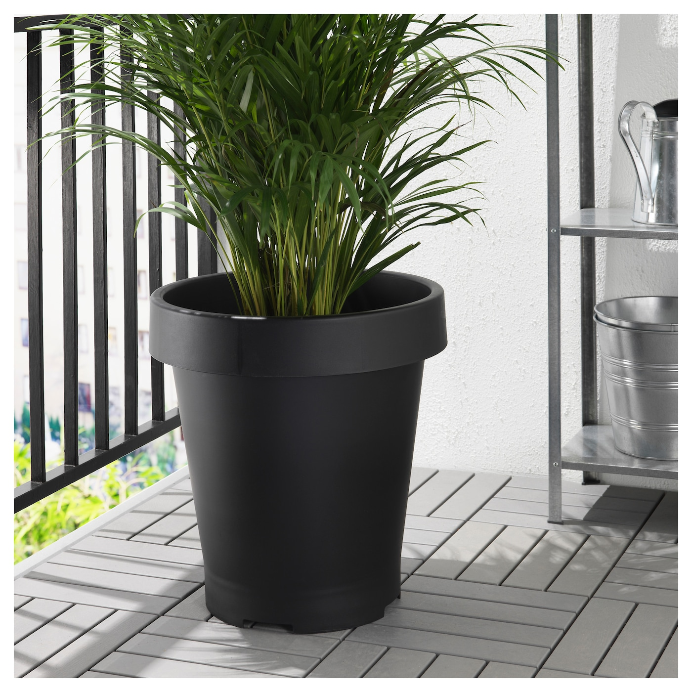 IKEA GRÄVA plant pot Decorate your home with plants combined with a plant pot to suit your style.