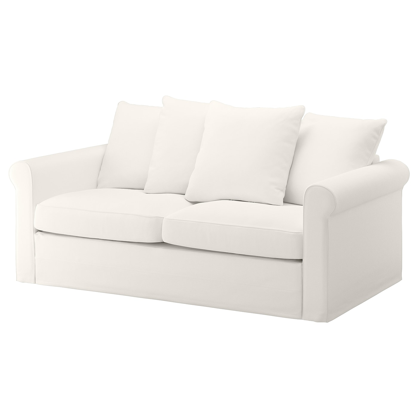 IKEA GRÖNLID 2-seat sofa-bed 10 year guarantee. Read about the terms in the guarantee brochure.
