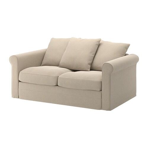 GRÖNLID 2-seat sofa Sporda natural - IKEA