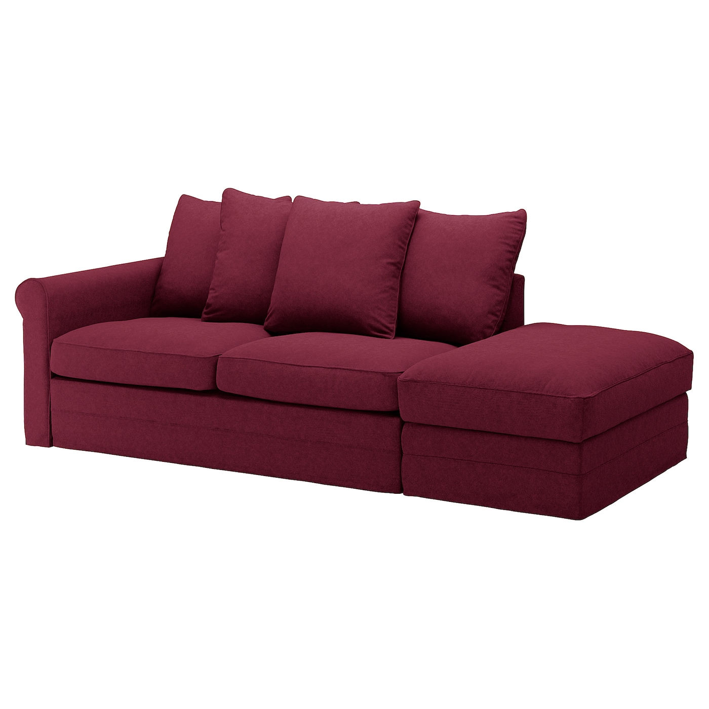 IKEA GRÖNLID 3-seat sofa-bed 10 year guarantee. Read about the terms in the guarantee brochure.