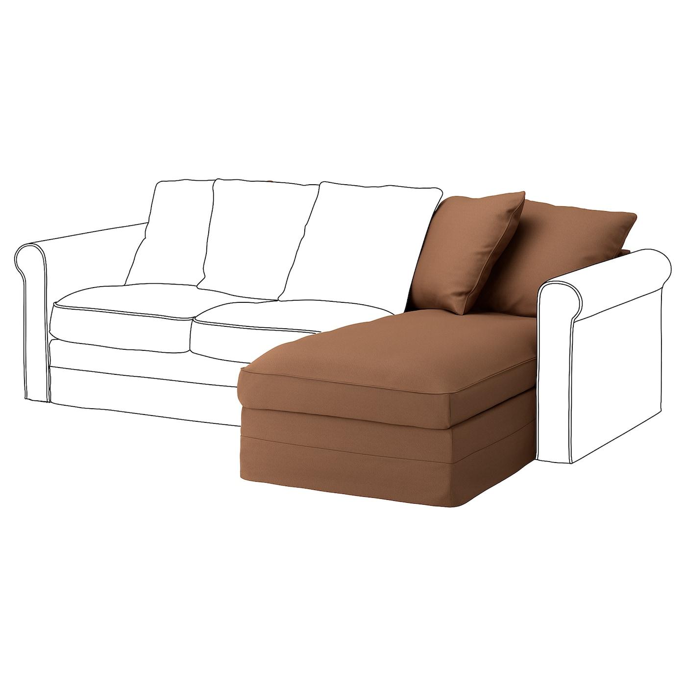 Fabric Chaise Longue Ikea