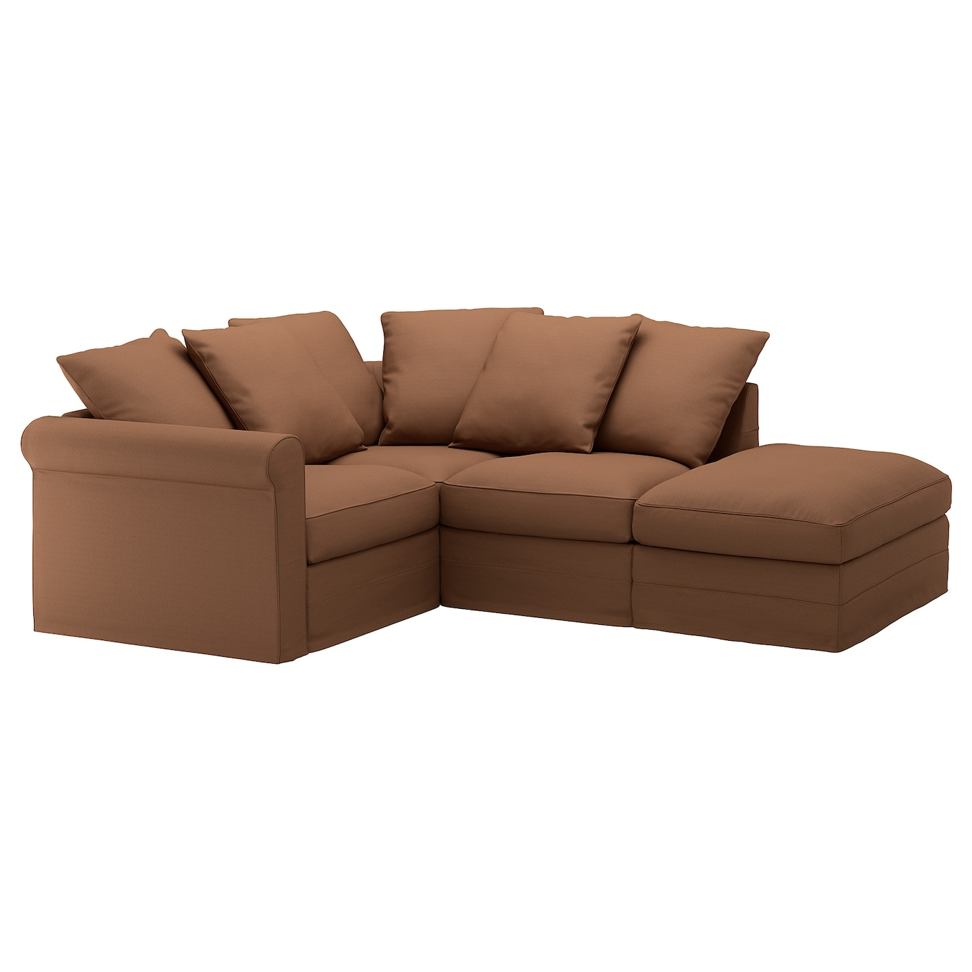 IKEA GRÖNLID corner sofa, 3-seat 10 year guarantee. Read about the terms in the guarantee brochure.