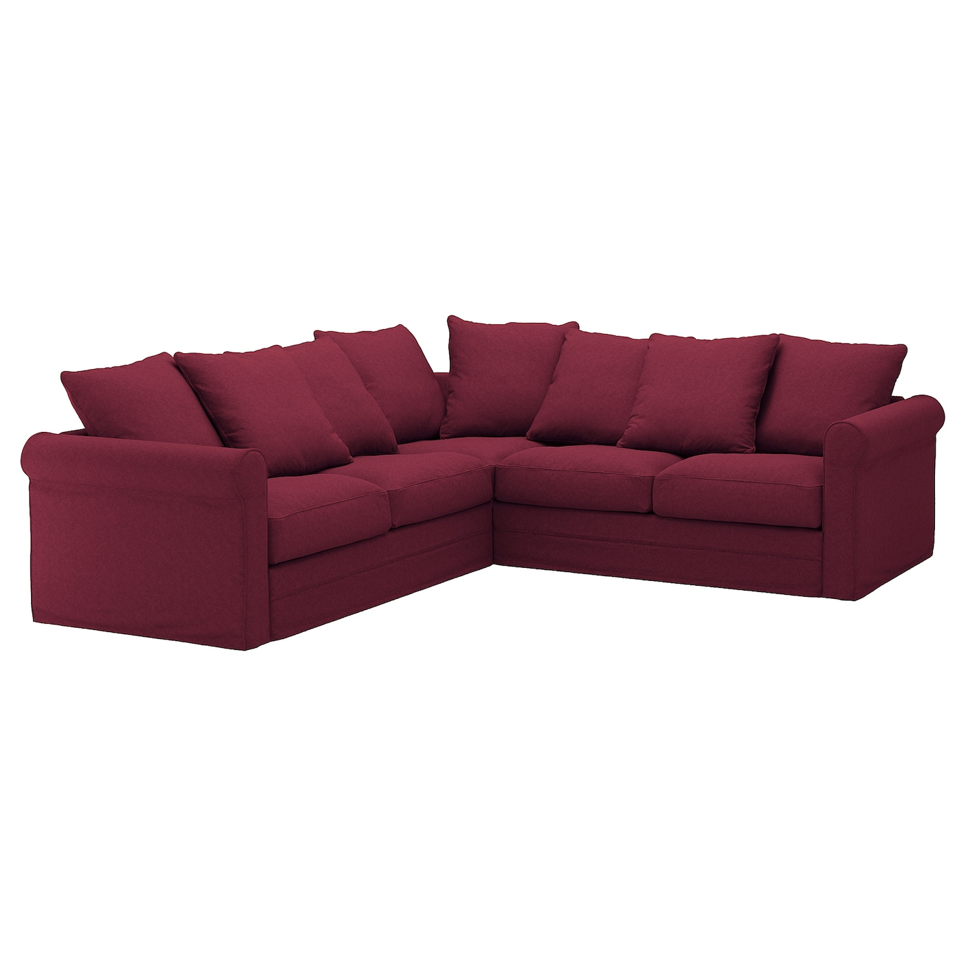 IKEA GRÖNLID Corner Sofa, 4 Seat 10 Year Guarantee. Read About The Terms