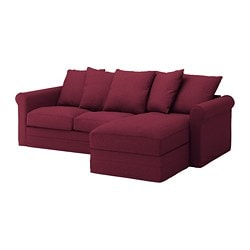 Ikea GrÖnlid Cover For 3 Seat Sofa