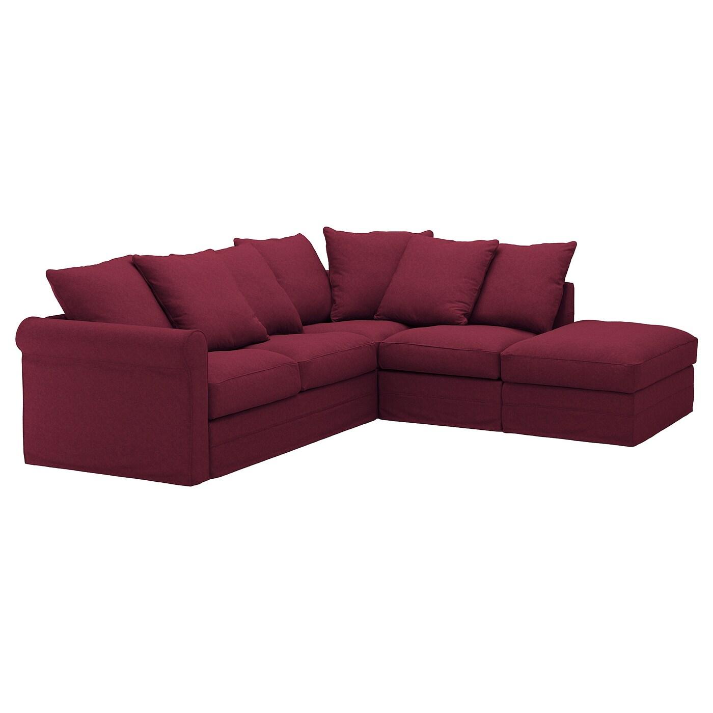Ikea GrÖnlid Cover For Corner Sofa 4 Seat