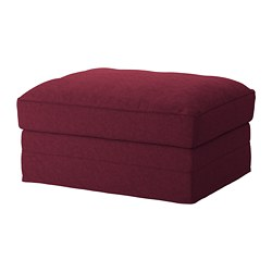 IKEA GRÖNLID Footstool With Storage