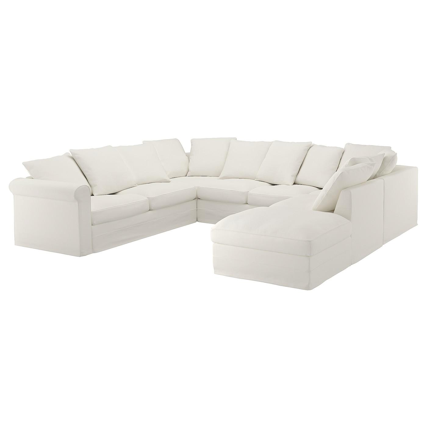 Ikea GrÖnlid U Shaped Sofa 6 Seat
