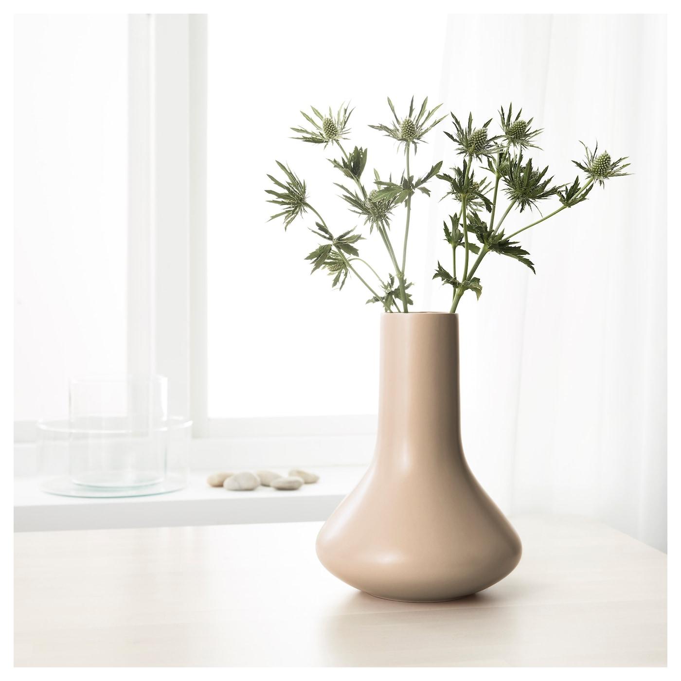 Design Ikea Vases gradvis vase beige 28 cm ikea vase