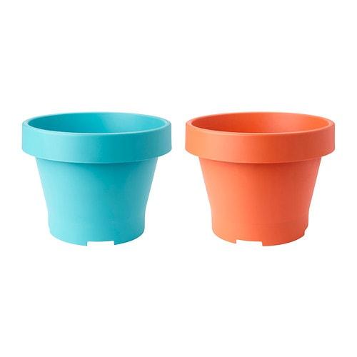 GRÄVA Plant pot