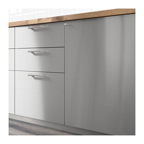 Grevsta Door Stainless Steel 60x80 Cm Ikea