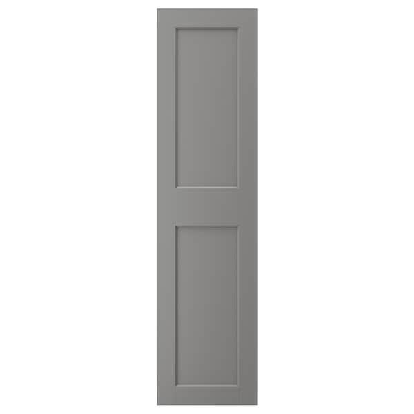 GRIMO Door, grey, 50x195 cm