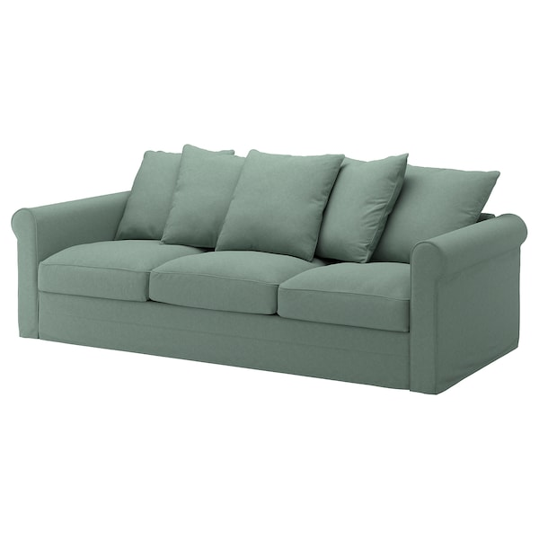 Brilliant 3 Seat Sofa Gronlid Tallmyra Light Green Pdpeps Interior Chair Design Pdpepsorg