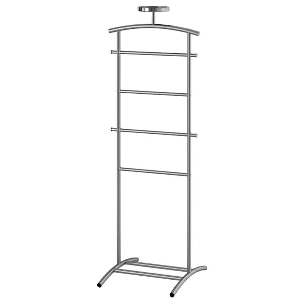 Valet Stand Grundtal Stainless Steel