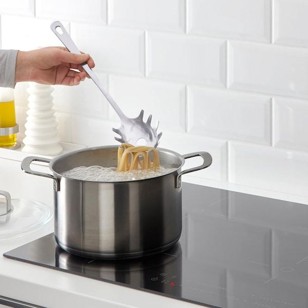 GRUNKA 4-piece kitchen utensil set, stainless steel