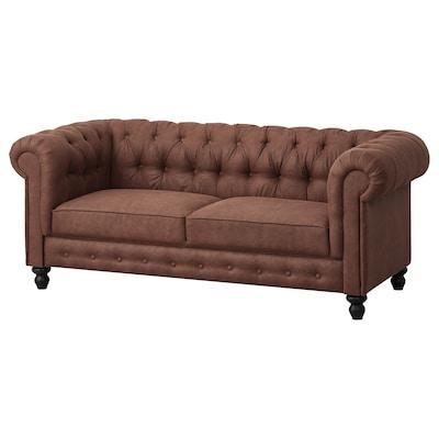 GULLERED 2-seat sofa Järstad antique effect 78 cm 78 cm 205 cm 59 cm 78 cm 78 cm 145 cm 59 cm 48 cm