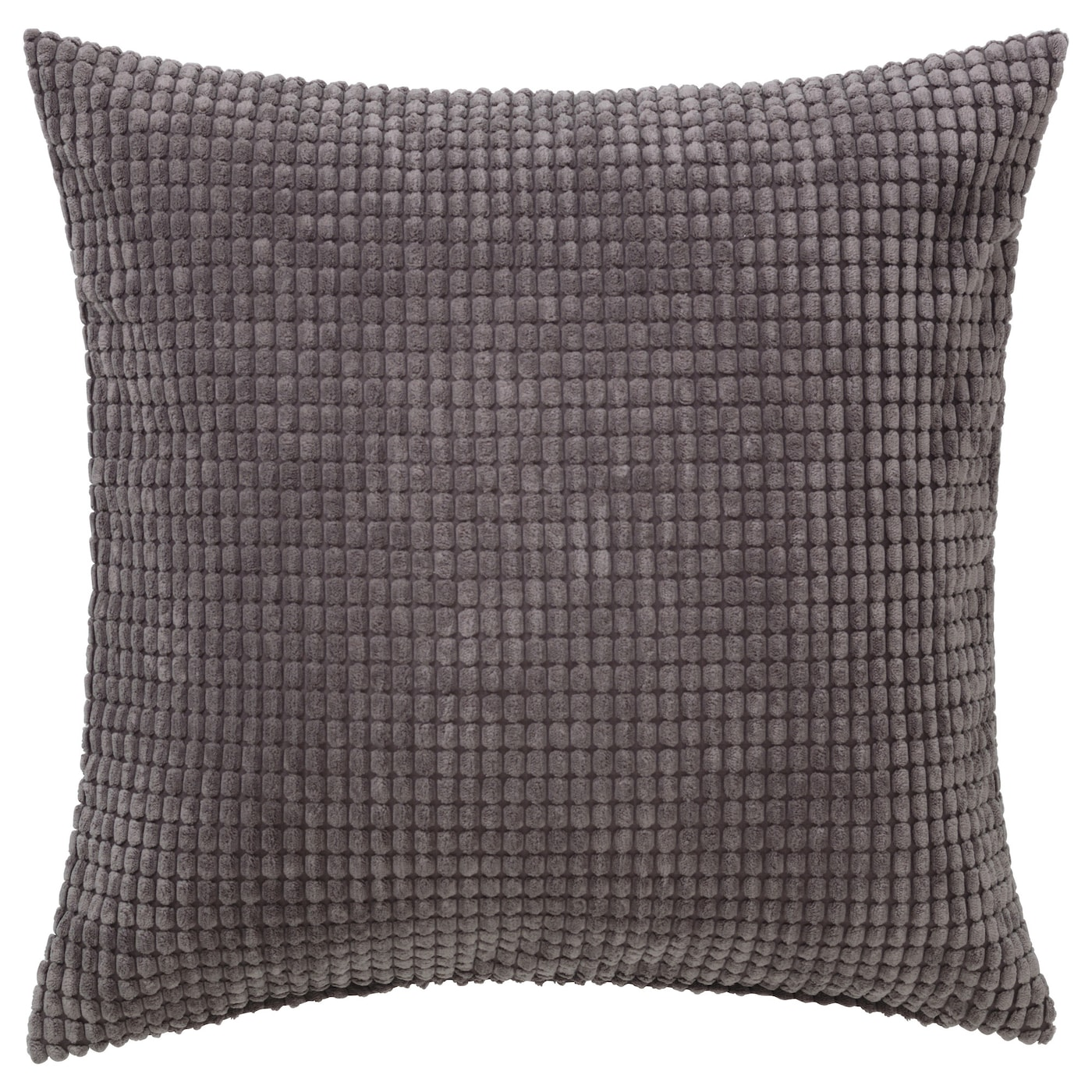GULLKLOCKA Cushion cover Grey 50x50 cm IKEA