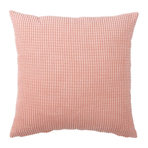GULLKLOCKACushion cover, pink