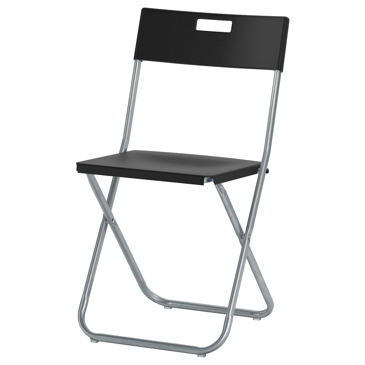 IKEA GUNDE folding chair You can fold the chair, so it takes less space when