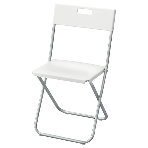 IKEA GUNDE Folding chair